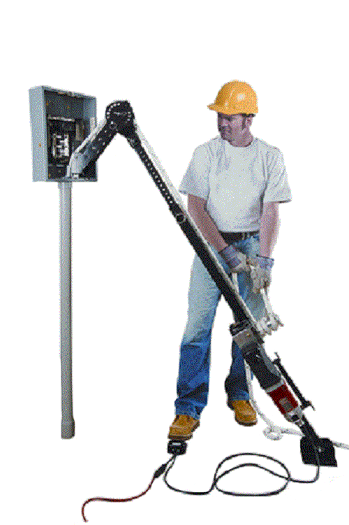 Push-Pull Rods, gopher poles, tools to push & pull cable in walls ...
